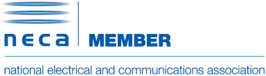Member of the national electrical and communications association (NECA)