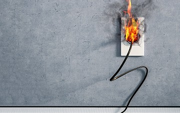 How Do Electrical Fires Start In The Home?
